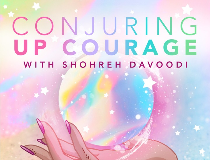 Conjuring Up Courage